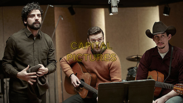 Oscar Isaac, Justin Timberlake, Adam Driver<br /> in Inside Llewyn Davis (2013)<br /> *Filmstill - Editorial Use Only*<br /> CAP/FB<br /> Image supplied by Capital Pictures