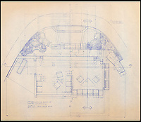 BNPS.co.uk (01202 558833)<br /> Pic: PropStore/BNPS<br /> <br /> Star Trek: The Motion Picture: Officer's Lounge Blueprint.<br /> <br /> Fascinating blueprints from the early Star Wars and Star Trek films have been unearthed.<br /> <br /> An auction house is selling a selection of blueprints which include front elevations of R2-D2, interior and exterior set renderings of the Millennium Falcon and front, side and bottom views of the USS Enterprise as well as USS Enterprise set plans.<br /> <br /> The blueprints - many of which have never before been seen by the public - provide a unique insight to fans of the iconic films about how they were made.