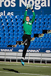 Getafe CF's David Soria during Preseason match between Getafe CF and Crotone FC at Colisseum Alfonso Perez in Getafe, Spain. August 02, 2019. (ALTERPHOTOS/A. Perez Meca)