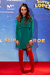 Montse Pla attends to Super Lopez premiere at Capitol cinema in Madrid, Spain. November 21, 2018. (ALTERPHOTOS/A. Perez Meca)