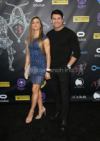 BEVERLY HILLS, CA - April 20: Teleios, Cast, At Artemis Women in Action Film Festival - Opening Night Gala At The Ahrya Fine Arts Theatre In California on April 20, 2017. Credit: FS/MediaPunch