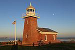 FB 409 Santa Cruz Lighthouse Point,  5x7 Postcard