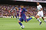 52e Trofeu Joan Gamper.<br /> FC Barcelona vs Chapecoense: 5-0.<br /> Luis Suarez.