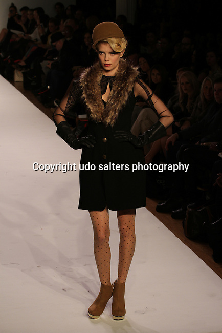 SACHIKA Presented by Vumee Fall/Winter 2012 collection<br /> Ivanka: If Ee ever Meet Again<br /> at Style360 New York Fashion week,  2/14/11