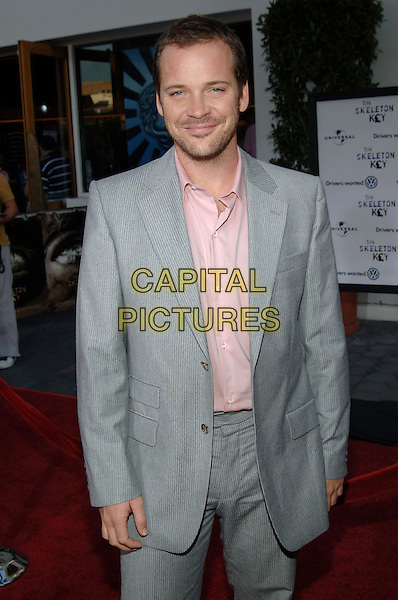 "8 August 2005 - Universal City, CA - Peter Sarsgaard. ""The Skeleton Key"" World Premiere held at the Universal Studios Cinema at Universal CityWalk..Photo credit: Jacqui Wong/AdMedia"