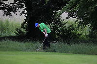 Mark McKenna (Dun Laoghaire) on the 16th during Round 3 of the Connacht Stroke Play Championship at Athlone Golf Club Sunday 11th June 2017.<br /> Photo: Golffile / Thos Caffrey.<br /> <br /> All photo usage must carry mandatory copyright credit     (&copy; Golffile | Thos Caffrey)