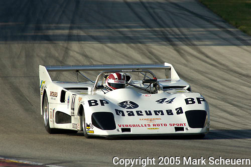 The Brian Redman International Challenge at Road America, 2005.