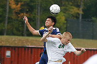 Old Tappan vs Pascack Valley boys Soccer - 091015