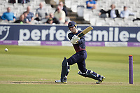 Dane Vilas of Lancashire CCC pulls wide of mid wicket on his way to a half century during Middlesex vs Lancashire, Royal London One-Day Cup Cricket at Lord's Cricket Ground on 10th May 2019