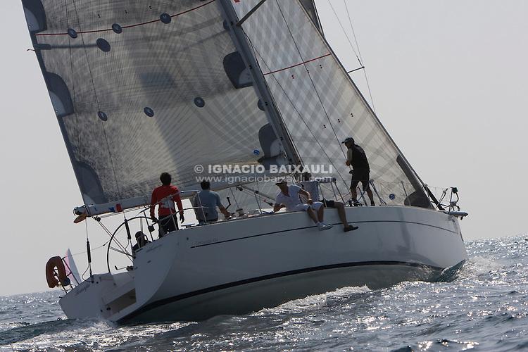 Oceánico. .XXI TrofeoPeñón de Ifach, Calpe-Formentera-Calpe, 4/6/2009 Real Club Náutico de Calpe