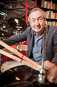 Oct 05, 2011: NICK MASON - Exclusive Photosession in London