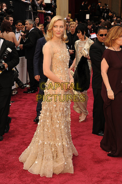 HOLLYWOOD, CA- MARCH 02: Actress Cate Blanchett attends the 86th Annual Academy Awards held at Hollywood &amp; Highland Center on March 2, 2014 in Hollywood, California.<br /> CAP/ROT/TM<br /> &copy;Tony Michaels/Roth Stock/Capital Pictures