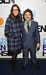 Tina Fey and Jeff Richmond attends the Broadway Opening Night Performance of 'Dear Evan Hansen'  at The Music Box Theatre on December 1, 2016 in New York City.