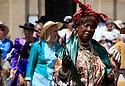 17/07/11 - NERIS LES BAINS - ALLIER - FRANCE - Reconstitution historique, journees Belle Epoque a Neris - Photo Jerome CHABANNE