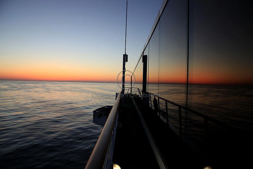 Sealing at the Black Sea, September 2010.