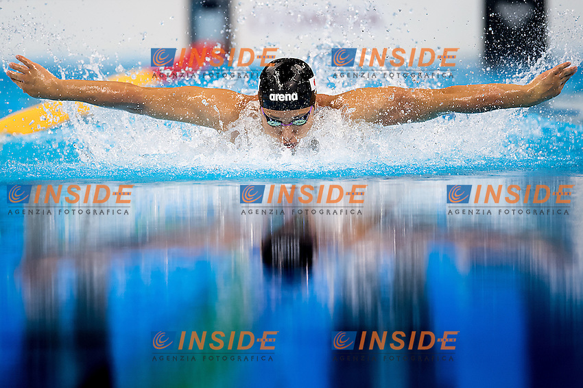 Seto Daiya JPN<br /> 400 Individual Medley men<br /> Rio de Janeiro 06-08-2016 XXXI Olympic Games <br /> Olympic Aquatics Stadium <br /> Swimming finals 06/08/2016<br /> Photo Giorgio Scala/Deepbluemedia/Insidefoto