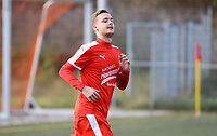 Nils Beisser (Büttelborn) - Büttelborn 03.10.2018: SKV Büttelborn vs. SV Bürstadt