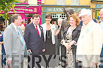 VISIT: Taoiseach Brian Cowen took his campaign on the Lisbon Treaty to Kerry last weekend. .   Copyright Kerry's Eye 2008