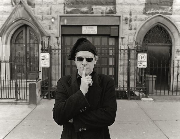 Timothy Greenfield-Sanders, 2006.  Photographer