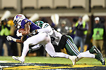Tulane football downs ECU, 31-24, in OT.