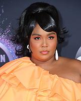 24 November 2019 - Los Angeles, California - Lizzo. 2019 American Music Awards - Arrivals held at Microsoft Theater. Photo Credit: Birdie Thompson/AdMedia