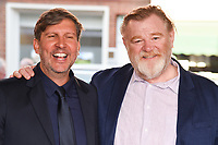 Director Joel Hopkins &amp; Brendan Gleeson at the premiere of &quot;Hampstead&quot; at the Everyman Hampstead Cinema, London, UK. <br /> 14 June  2017<br /> Picture: Steve Vas/Featureflash/SilverHub 0208 004 5359 sales@silverhubmedia.com