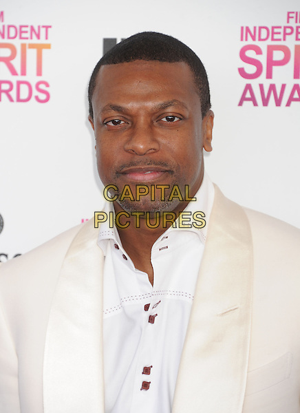 Chris Tucker.2013 Film Independent Spirit Awards - Arrivals held at Santa Monica Beach..Santa Monica, California, USA,.23rd February 2013..indy indie indies indys headshot portrait jacket  suit white shirt  .CAP/ROT/TM.©Tony Michaels/Roth Stock/Capital Pictures