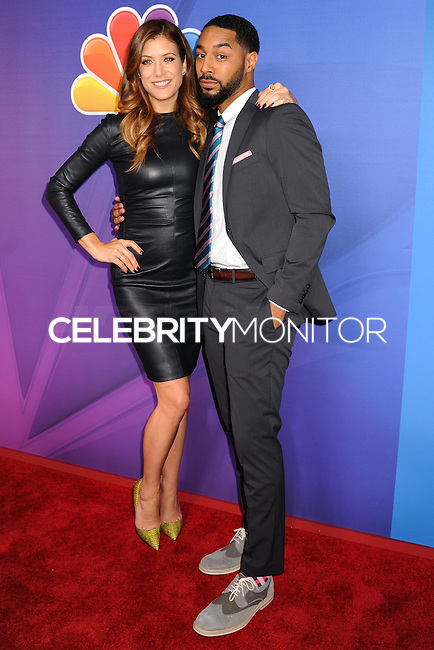 NEW YORK CITY, NY, USA - MAY 12: Kate Walsh, Tone Bell at the 2014 NBC Upfront Presentation held at the Jacob K. Javits Convention Center on May 12, 2014 in New York City, New York, United States. (Photo by Celebrity Monitor)
