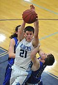 Rogers High at Springdale Har-Ber basketball