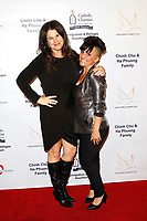 BURBANK - APR 27: Kathleen Cahill, Nicole Miceli at the Faith, Hope and Charity Gala hosted by Catholic Charities of Los Angeles at De Luxe Banquet Hall on April 27, 2019 in Burbank, CA