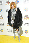 Linda Ramone at The Opening Night Gala for Warner Bros. Consumer Products' The Ruby Slipper Collection & Inspirations of Oz Fine Art Exhibition and the announcement of Warner Home Video's The Wizard of Oz Ultimate Collector's Edition Blu-ray & Dvd held at Fashion Institute of Design & Merchandising in Los Angeles, California on June 09,2009                                                                     Copyright 2009 DVS / RockinExposures
