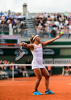 DOMINIKA CIBULKOVA (SVK)<br /> <br /> TENNIS - FRENCH OPEN - ROLAND GARROS - ATP - WTA - ITF - GRAND SLAM - CHAMPIONSHIPS - PARIS - FRANCE - 2018  <br /> <br /> <br /> <br /> &copy; TENNIS PHOTO NETWORK