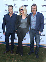 04 January 2019 - Palm Springs, California - James Van Patten, Eileen Davidson, Vincent Van Patten. Variety 2019 Creative Impact Awards and 10 Directors to Watch held at the Parker Palm Springs during the 30th Annual Palm Springs International Film Festival. Photo Credit: Faye Sadou/AdMedia
