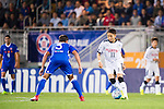 Eastern SC (HKG) vs Kawasaki Frontale (JPN) during the AFC Champions League 2017 Group G match at the Mongkok Stadium on 01 March 2017 in Hong Kong, China. Photo by Panda Man / Power Sport Images
