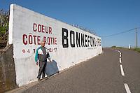 Gerard Bonnefond owner cote rotie domaine g bonnefond ampuis rhone france