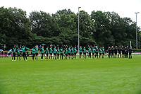 HAREN - Voetbal, Eerste training FC Groningen, Sportpark de Koepel, seizoen 2018-2019, 24-06-2018,  overzicht selectie