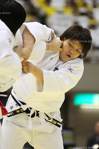 Mika Sugimoto, APRIL 17, 2011 - Judo : The 26th Empress Cup All Japan Women's Judo Championships Open category at Yokohamabunka Cultural Gymnasium, Kanagawa, Japan.(Photo by YUTAKA/AFLO SPORT) [1040]