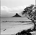 Chinaman hat on the East coast of Hawaii.