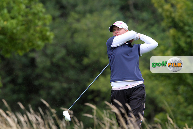 Becky Morgan (WAL) on Day 2 of The 2012 Ladies Irish Open at Killeen Castle, Co.Meath, Ireland, 04/08/12...(Photo Jenny Matthews/www.golffile.ie)