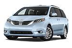 Toyota Sienna Limited Minivan 2017