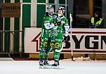 Stockholm 2013-11-26 Bandy Elitserien Hammarby IF - Edsbyns IF :  <br /> Hammarby Jesper Jonsson jublar efter sitt 3-1 m&aring;l<br /> (Foto: Kenta J&ouml;nsson) Nyckelord:  jubel gl&auml;dje lycka glad happy