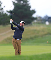Paul Peterson (USA) on the 2nd fairway during Round 4 of the D+D Real Czech Masters at the Albatross Golf Resort, Prague, Czech Rep. 03/09/2017<br /> Picture: Golffile | Thos Caffrey<br /> <br /> <br /> All photo usage must carry mandatory copyright credit     (&copy; Golffile | Thos Caffrey)