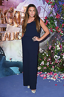 LONDON, UK. November 01, 2018: Michelle Heaton at the European premiere of &quot;The Nutcracker and the Four Realms&quot; at the Vue Westfield, White City, London.<br /> Picture: Steve Vas/Featureflash