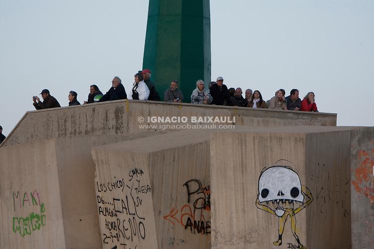 Altea .XXIII Edición de la Regata de Invierno 200 millas a 2 - 6 al 8 de Marzo de 2009, Club Náutico de Altea, Altea, Alicante, España