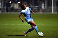 Kansas City, MO - Friday May 13, 2016: Chicago Red Stars defender Casey Short (6) against FC Kansas City during a regular season National Women's Soccer League (NWSL) match at Swope Soccer Village. The match ended 0-0.