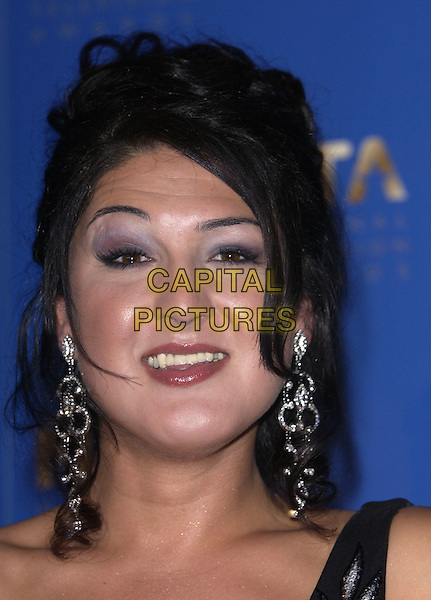 NADIA ALMADA (BIG BROTHER).10th Anniversary National Television Awards, Royal Albert Hall, London, October 26th 2004..portrait headshot.Ref: FIN.www.capitalpictures.com.sales@capitalpictures.com.©Steve Finn/Capital Pictures .