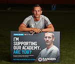 05.08.2019 Rangers RYDC Launch new Lotto Campaign. <br /> Peter Lovenkrands