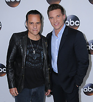 08 January 2018 - Pasadena, California - Maurice Bernard, Steve Burton. 2018 Disney ABC Winter Press Tour held at The Langham Huntington in Pasadena. <br /> CAP/ADM/BT<br /> &copy;BT/ADM/Capital Pictures