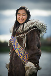 at the Carlson Center in Fairbanks, Alaska.  Photo by Michael Dinneen