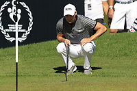 Martin Kaymer (GER) at the 3rd green during Saturday's Round 3 of the 2018 Turkish Airlines Open hosted by Regnum Carya Golf &amp; Spa Resort, Antalya, Turkey. 3rd November 2018.<br /> Picture: Eoin Clarke | Golffile<br /> <br /> <br /> All photos usage must carry mandatory copyright credit (&copy; Golffile | Eoin Clarke)